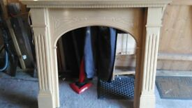 fire surround hearth and fire