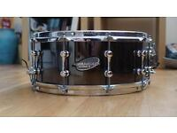 "Ahead 14"" x 6"" Brass Snare Drum"