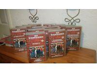 Auf Wiedersehen Pet. Series 1 & 2 on VHS tape.
