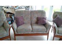 3 piece Cintique sofa