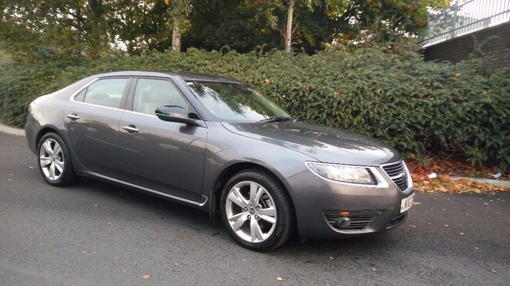 2010 Saab 9-5 Vector SE TTID4 AERO – EXCELLENT EXAMPLE, FULL HISTORY, HIGH SPECIFICATION