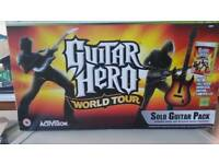 Xbox 360 Guitar hero
