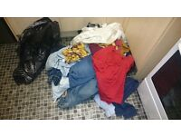 Carboot resale clothes and shoes
