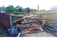 Free Fire Wood - Off cuts of Construction timber, logs, pallets and various other wood