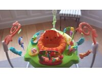 Fisher Price Rainforest Jumparoo - Imacculate Condition
