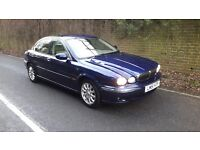 JAGUAR X TYPE - LONG MOT