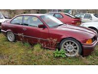 BMW E36 325 M50 Drift Ready