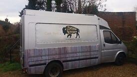 £2000 ono catering van