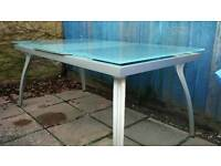 Extension Dinner table
