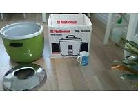 Rice cooker / steamer extra large family/business