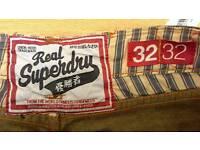 Superdry ladies jeans