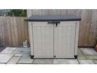 Keter Extra Large Garden Storage Box