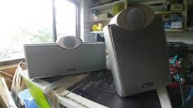 7.1 surround sound Tannoy speakers