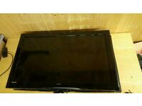 """46""""technika lcd tv full hd with freeview"""