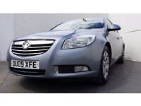 2009 | VAUXHALL INSIGNIA | 1.8 | HPI CLEAR | DVD BASED SAT NAV SYSTEM