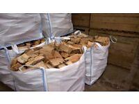 Hardwood firewood season dry for sale.