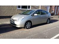 2005 TOYOTA PRIUS T4 VVT-I AUTO HYBRID long mot 2017 start drive lovely £10 tax a year