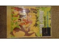 Disney canvas of the Jungle Book, brand new in packaging