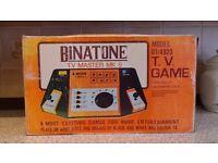 Binatone TV Master MK 8 Retro Video Game Console