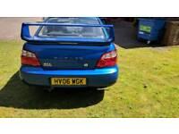 Subaru Impreza WRX 2.0 turbo 280bhp 2006