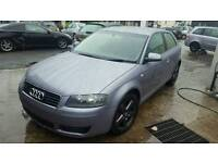 2005 audi a3 1.9 tdi 3 door selling as spares or repairs px swap welcome