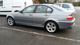 BMW 318 full 12mont mot full service history parking sensors
