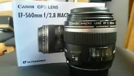 Canon 60mm macro lens needs gone asap