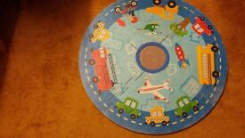 Baby Foam play mat with mirror in the centre.