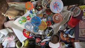 badges old collection plus old scout patches