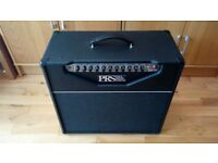 PRS SE30 All Valve Combo guitar amplifier (rare and ungigged).