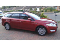 Ford Mondeo Estate 2Ltr Diesel Turbo. 6 Speed Manual Gearbox.