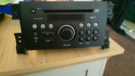 2006 - 20012 Suzuki Original Grand Vitara CD Player