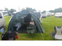 Aztec auto haven plus drive away awning