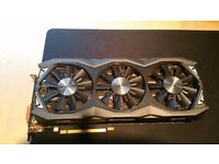 Zotac GeForce GTX 980Ti AMP Extreme Edition 6144MB GDDR5 PCI-E Graphics Card