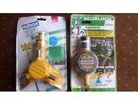 Hozelock Sprinkler and Timer brand new unused