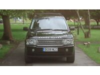 Land Rover Range Rover 3.6 TDV8 VOGUE 4dr Auto, FULL SERVICE HISTORY, HPI CLEAR