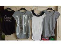 Maternity bundle, maternity clothes