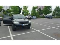 Volkswagen touareg v6 3.2 petrol automatic