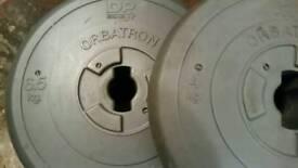 Bar weights