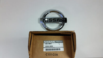 2009-2012 Nissan MaximaFront Grille Emblem Chrome GENUINE OEM BRAND NEW
