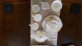 Royal Grafton Fine Bone China Tea Set
