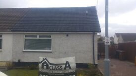 Class A Roofing & Roughcasting Services