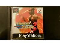 PS1 game Track and Field 2