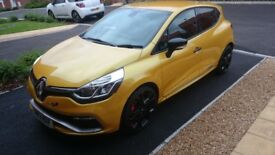 2013 Renault Clio RS Lux