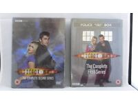 Doctor who box sets on DVD