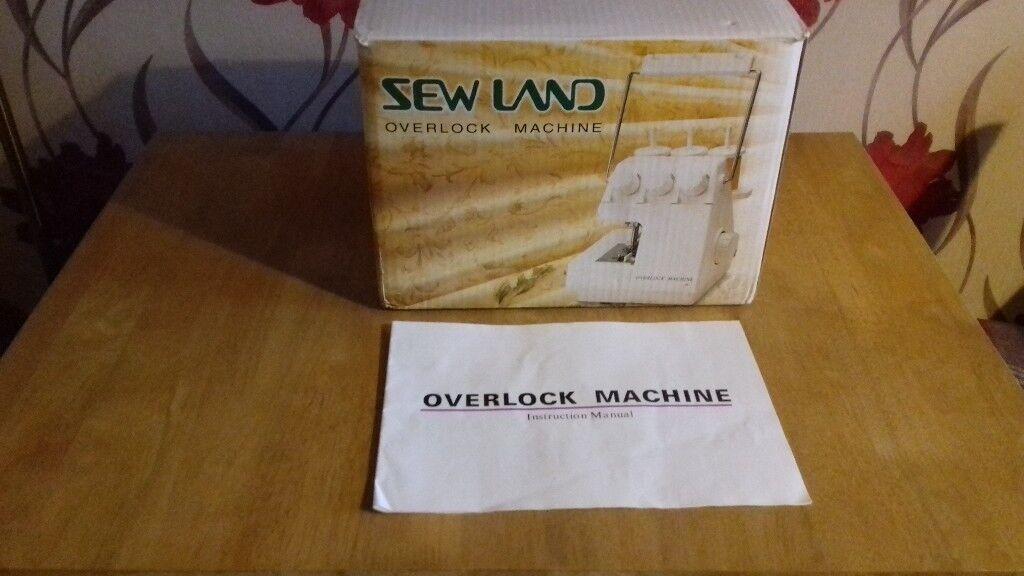Sewland Overlocker In Inverness Highland Gumtree