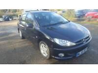 Peugeot 1.4 hdi £30 road tax, Nwe MOT
