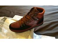 Brand new Gucci high top trainers