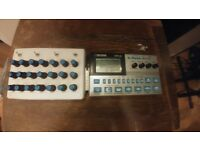 Boss DR-110 Analog Drum Machine with EXTENSIVE MODS (1983)