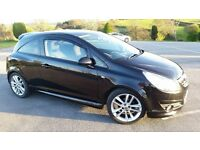 2009 Vauxhall Corsa 1.4 sxi with body pack